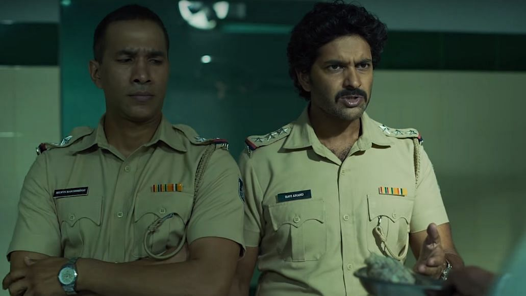 'Typewriter' Trailer Finds Purab Kohli Mixed in a Ghostly Mystery