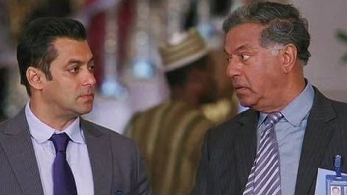 Salman Had a Huge Connect With Girish Karnad: Ali Abbas Zafar