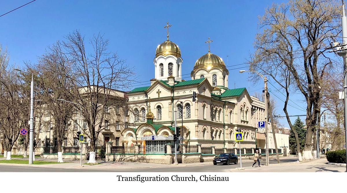 Transfiguration Church, Chisinau