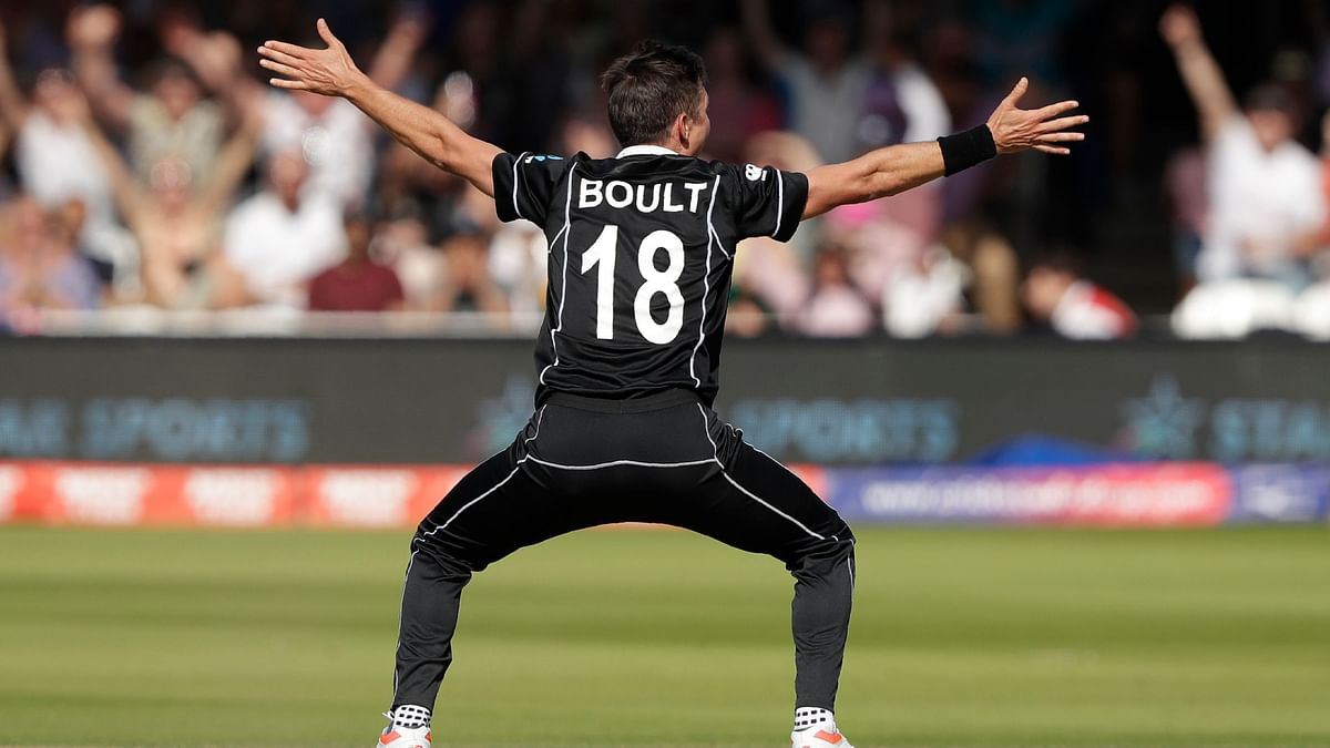 Boult Becomes First Kiwi Bowler to Take a  Hat-Trick in World Cup