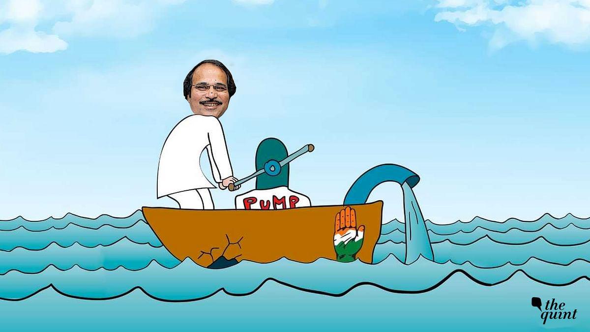 Can Adhir Ranjan Chowdhury Anchor a 'Rudderless' Congress Party?