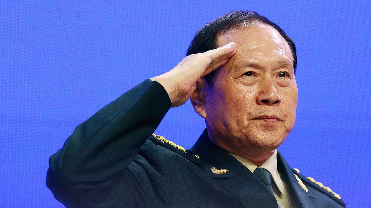 'War with US Would Be a Disaster,' Says Chinese Defence Minister