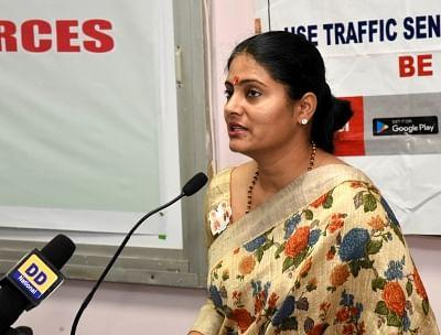 Anupriya Patel.