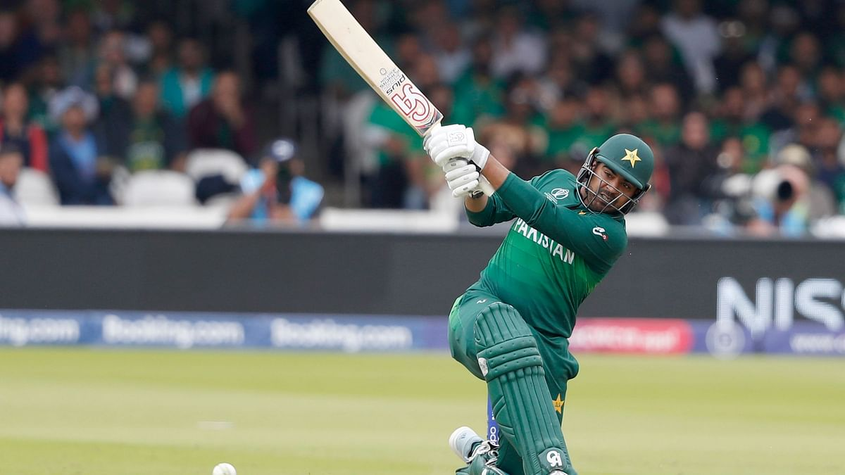 Haris Sohail instantly proved his mettle and played a brilliant knock of 59-ball 89.