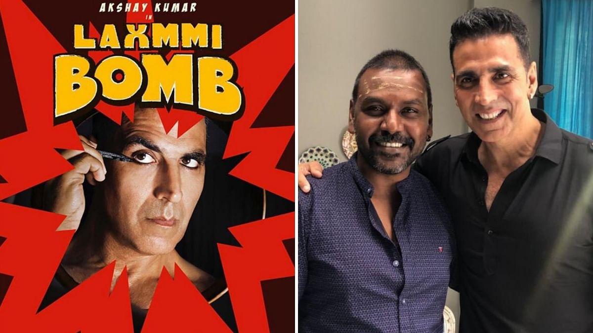 Raghava Lawrence Confirms He's Back on  Akshay's 'Laxmmi Bomb'