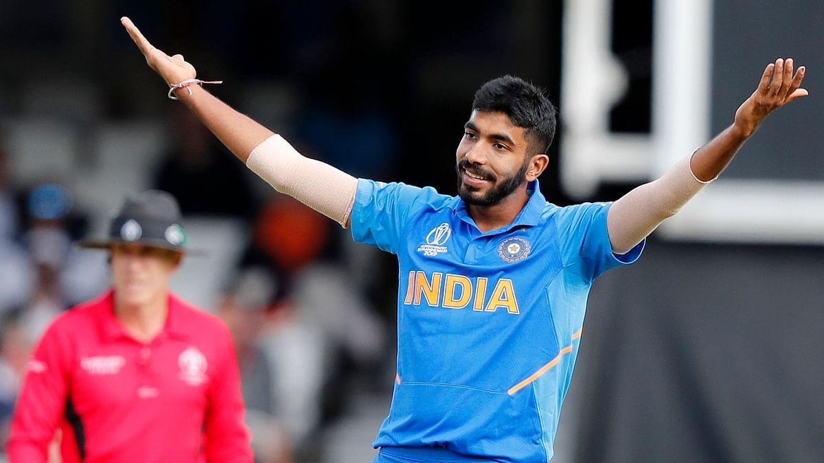 Jasprit Bumrah picked up three wickets along with Bhuvneshwar Kumar who also picked up three.