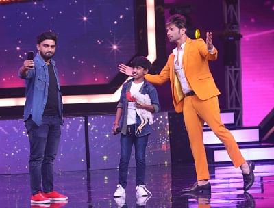 """Singer Himesh Reshammiya says he is extremely scared of animals. During the auditions of upcoming kids singing reality show """"Superstar Singer"""", judge Himesh's biggest fear was revealed when he was requested for a selfie, read a statement."""