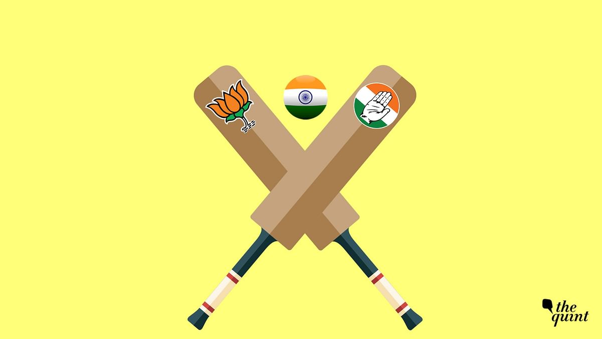 Dear Indian Media, Please Stop Confusing Politics With Cricket