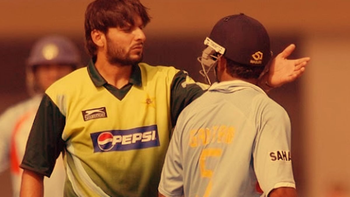"""<div class=""""paragraphs""""><p>A look at some of the big heated moments from India-Pakistan matches.</p></div>"""