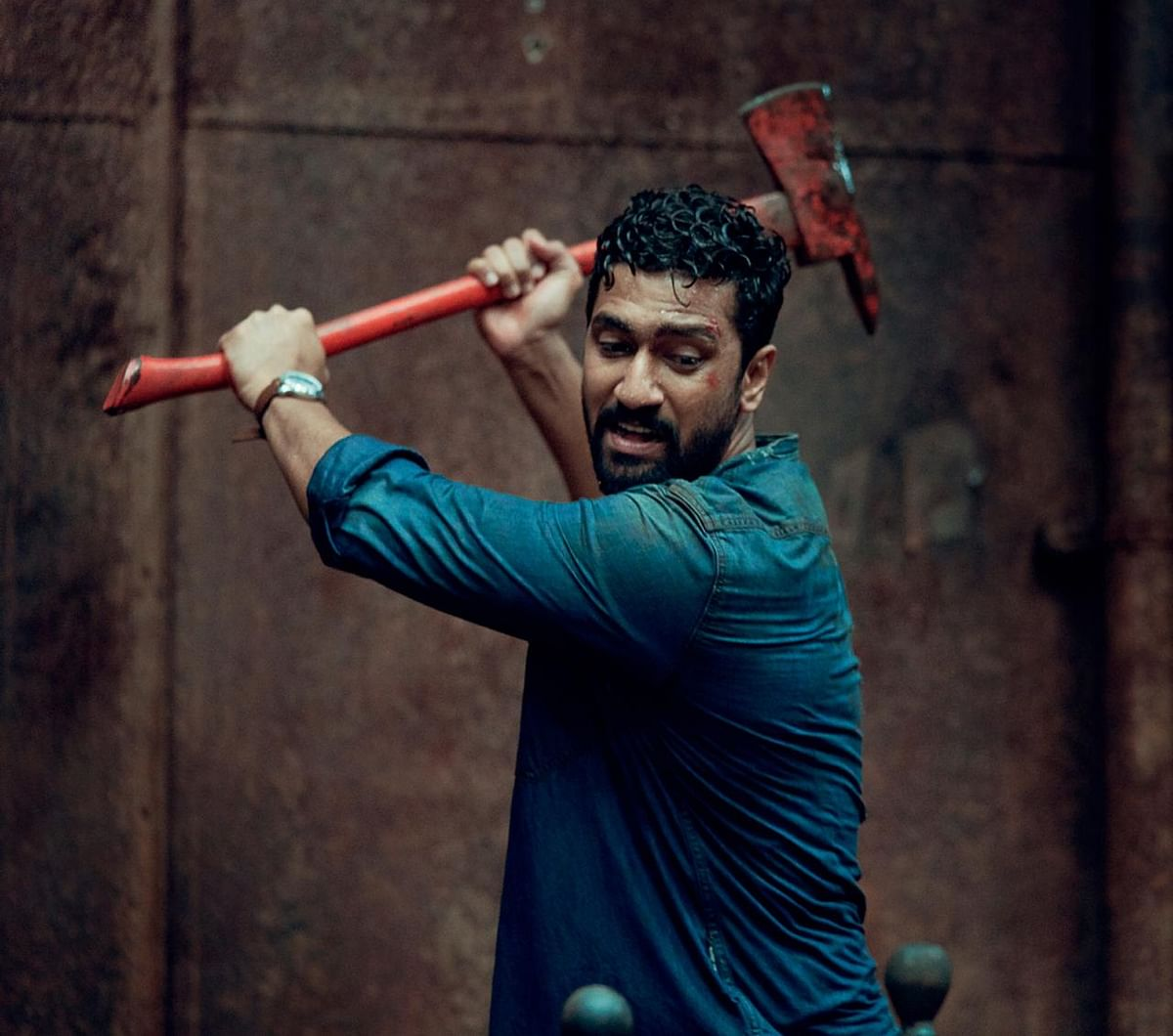 Vicky Kaushal in a still from the horror film&nbsp;<i>Bhoot: Part One - The Haunted Ship</i>