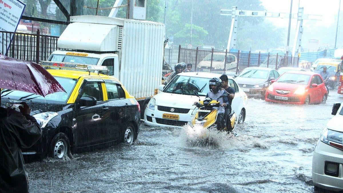 Mumbai Monsoon: Heavy Rainfall to Continue, Says IMD