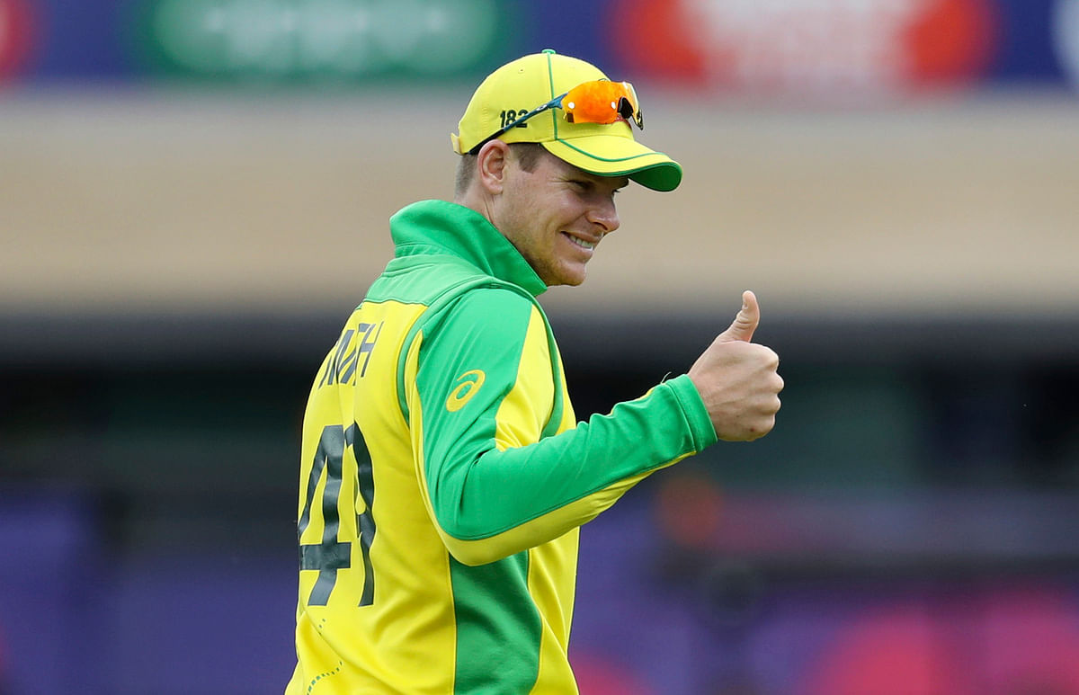 Steve Smith, Warner, and teammate Cameron Bancroft were caught in a ball-tampering plot in March last year.