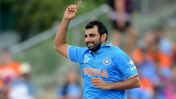 Mohammed Shami finished with 17 wickets in the 2015 edition of the ICC World Cup in Australia and New Zealand.