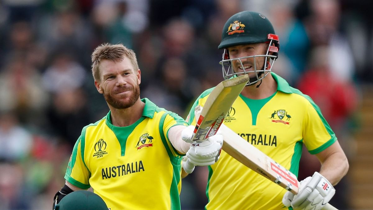 Opener David Warner scored his first century since completing the ball-tampering ban.