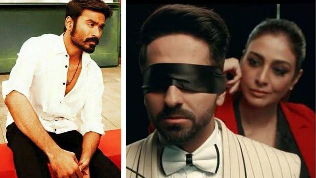 Dhanush to Remake Ayushmann-Starrer 'Andhadhun' in Tamil