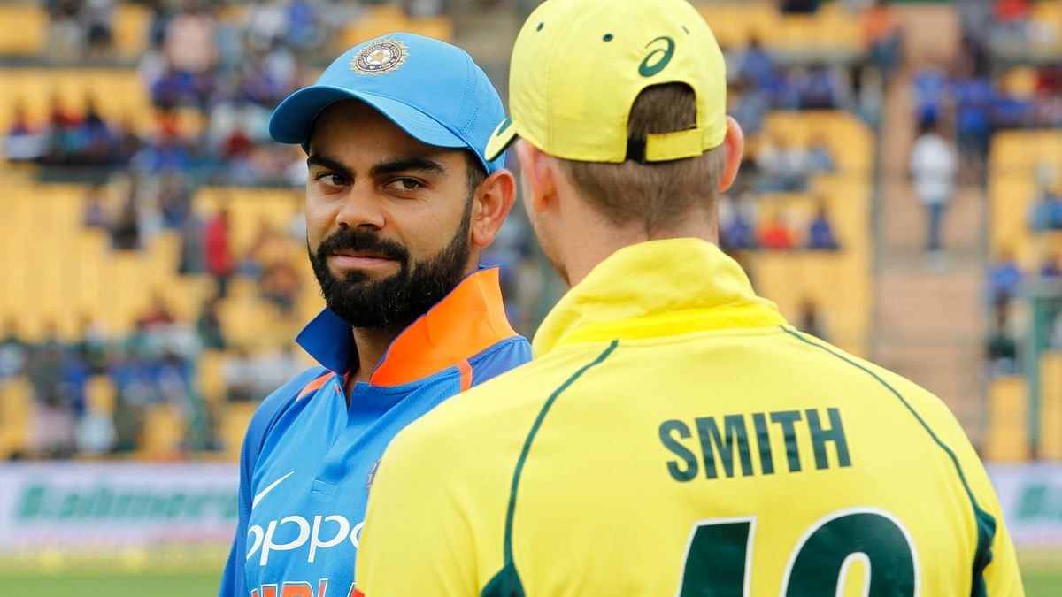 Watch: Virat-Smith Chat on Early Cricket Memories, Paternity Leave