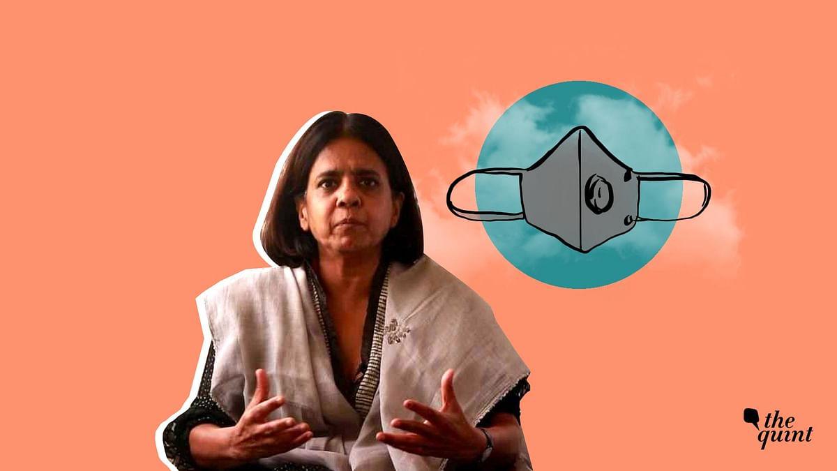 Delhi Chokes: Sunita Narain Answers Your Air Pollution FAQs