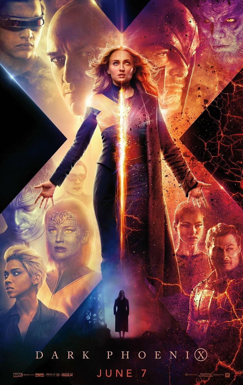 Bad Writing and Token Feminism Cripples 'X-Men Dark Phoenix'