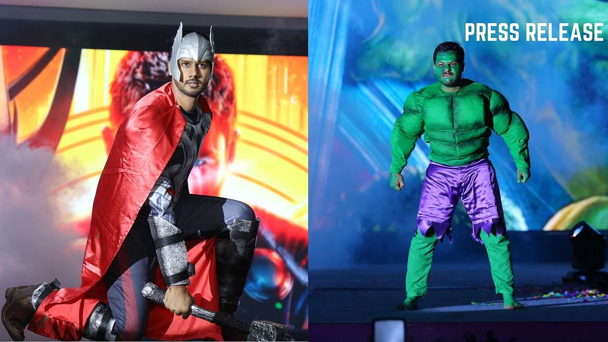 Avengers Fashion Walk unveiled a different dimension of a Fashion Show