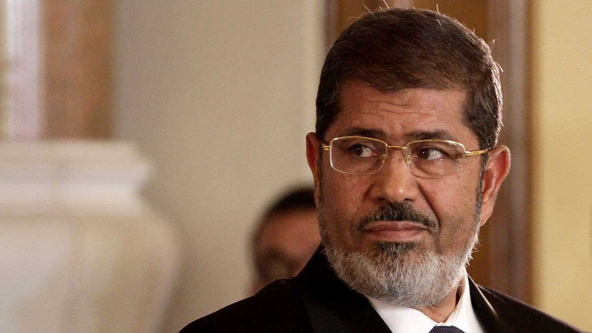 Egypt's Ex-President Mohd Morsi Dies in Court During Trial