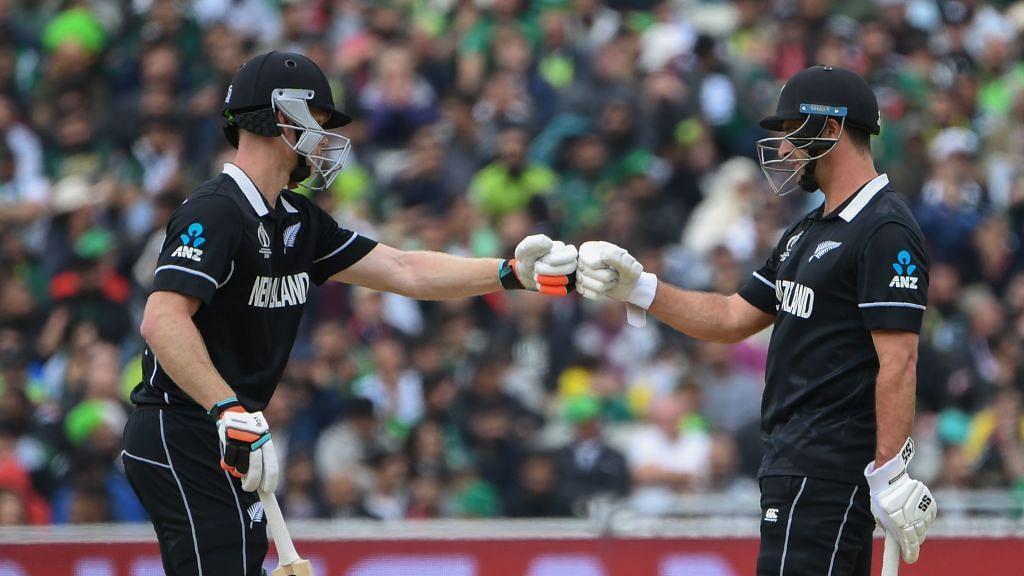 From 46/4 to 237/6, Neesham & de Grandhomme Rescue NZ vs Pakistan