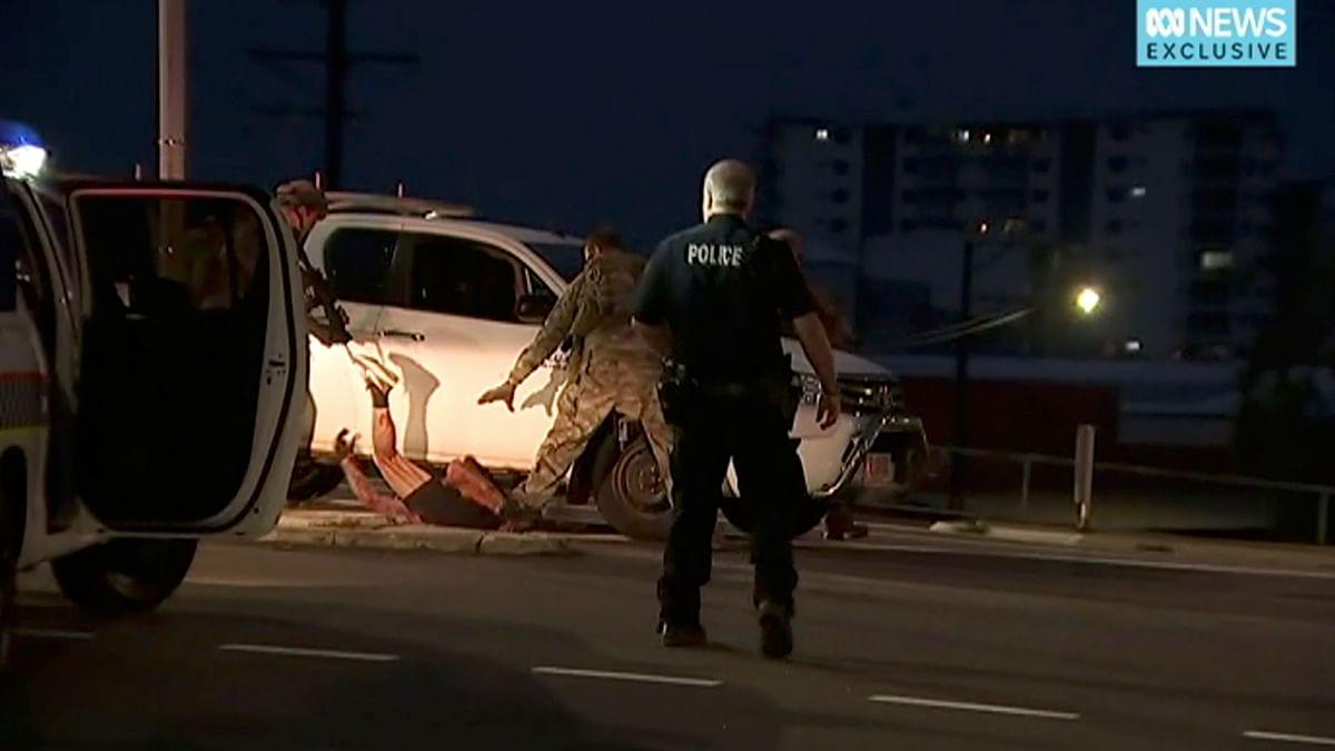At Least 4 Dead in a Shooting in Australian City of Darwin