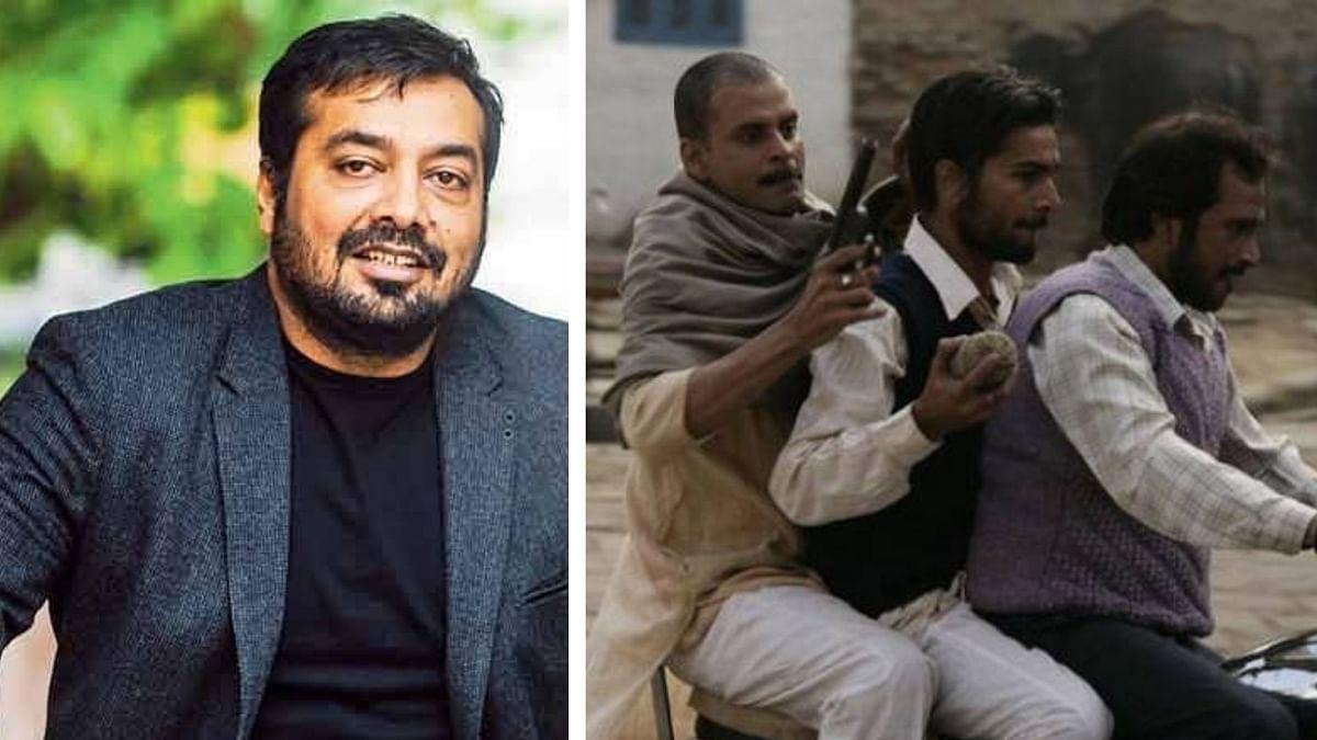 Anurag Kashyap had directed <i>Gangs of Wasseypur</i>.
