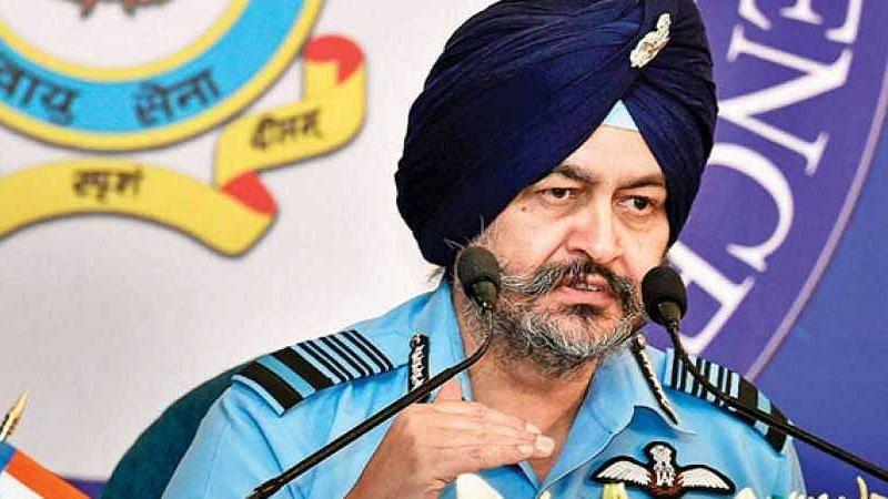 Pak Didn't Violate Indian Airspace After Balakot, Says IAF Chief