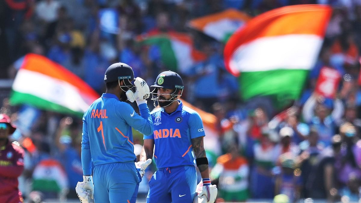 India Trump England for Top Spot in ODI Rankings Before WC Clash