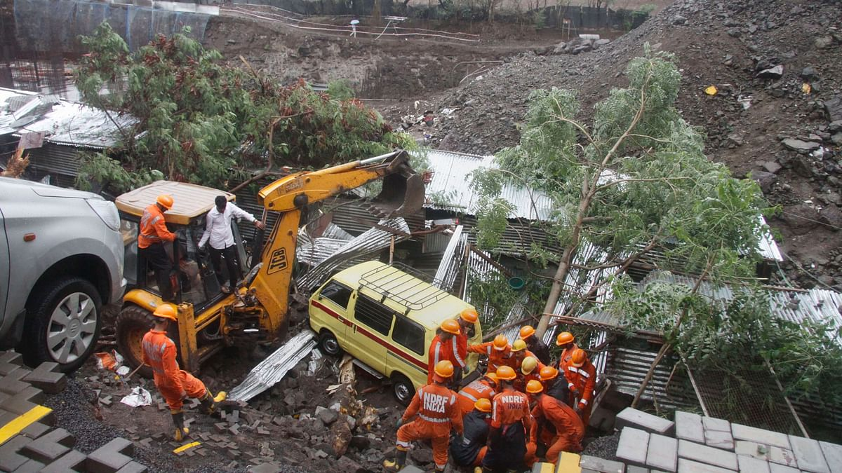 Pune Wall Collapse: All 15 Killed Were Migrants From Bihar
