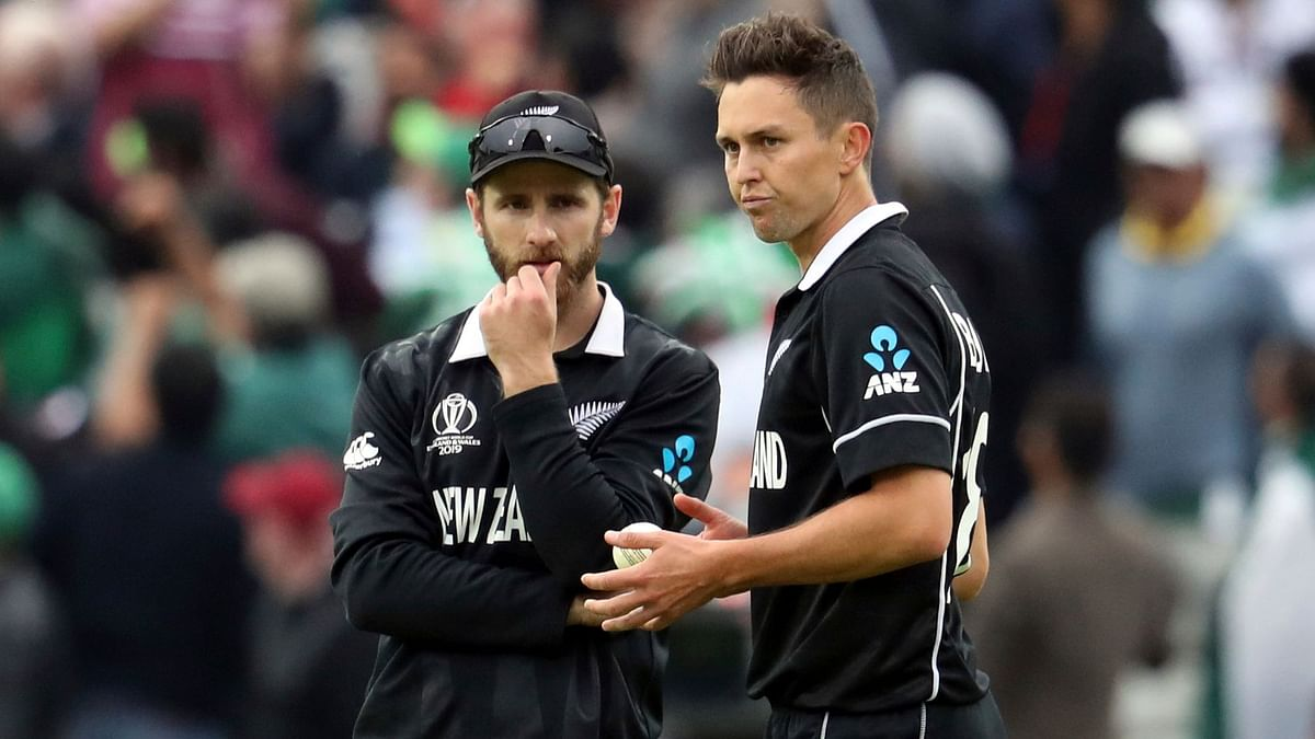 Twitter Buzzing With Wishes as 'Lightning Boult' Takes Hat-trick