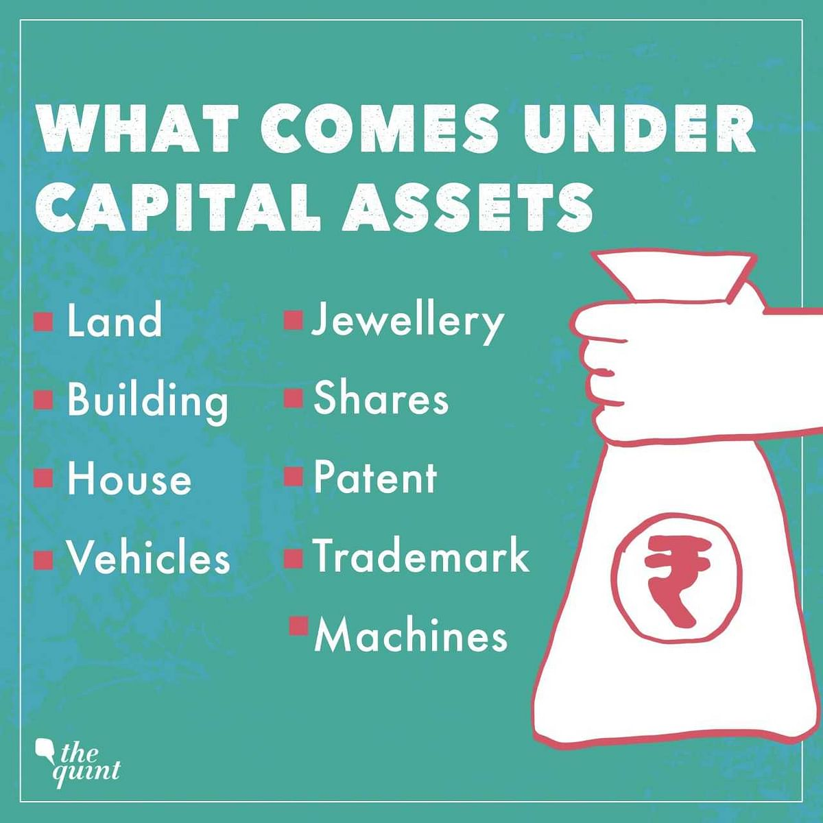 House to Vehicles: What Are Capital Gains Tax on Sale of Assets?
