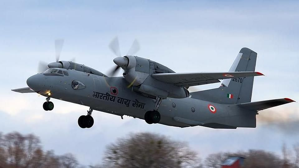 AN-32 Aircraft's History With Tragedy