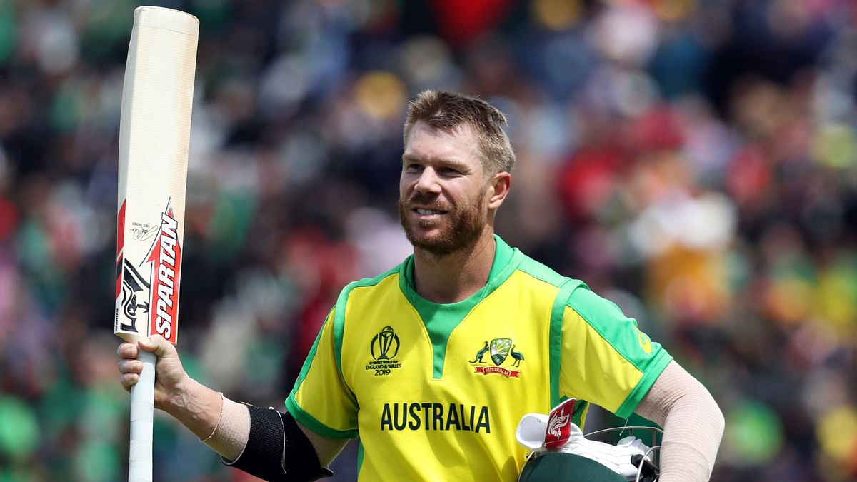 David Warner 147-ball 166 included 14 fours and 5 sixes.
