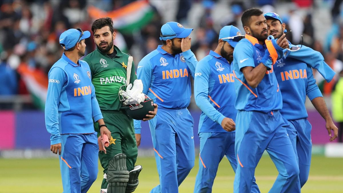 India beat Pakistan by 89 runs in the 2019 ICC World Cup, the last time the two teams faced each other.