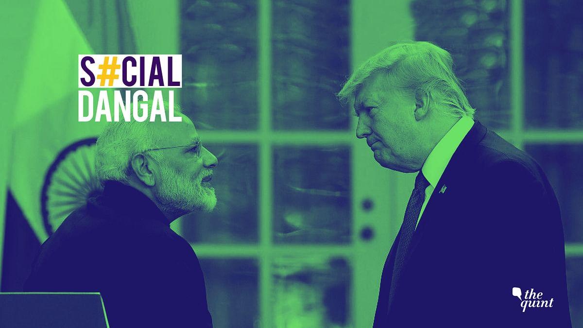 It's India vs US On Twitter Over Trump's Tweet On Tariffs