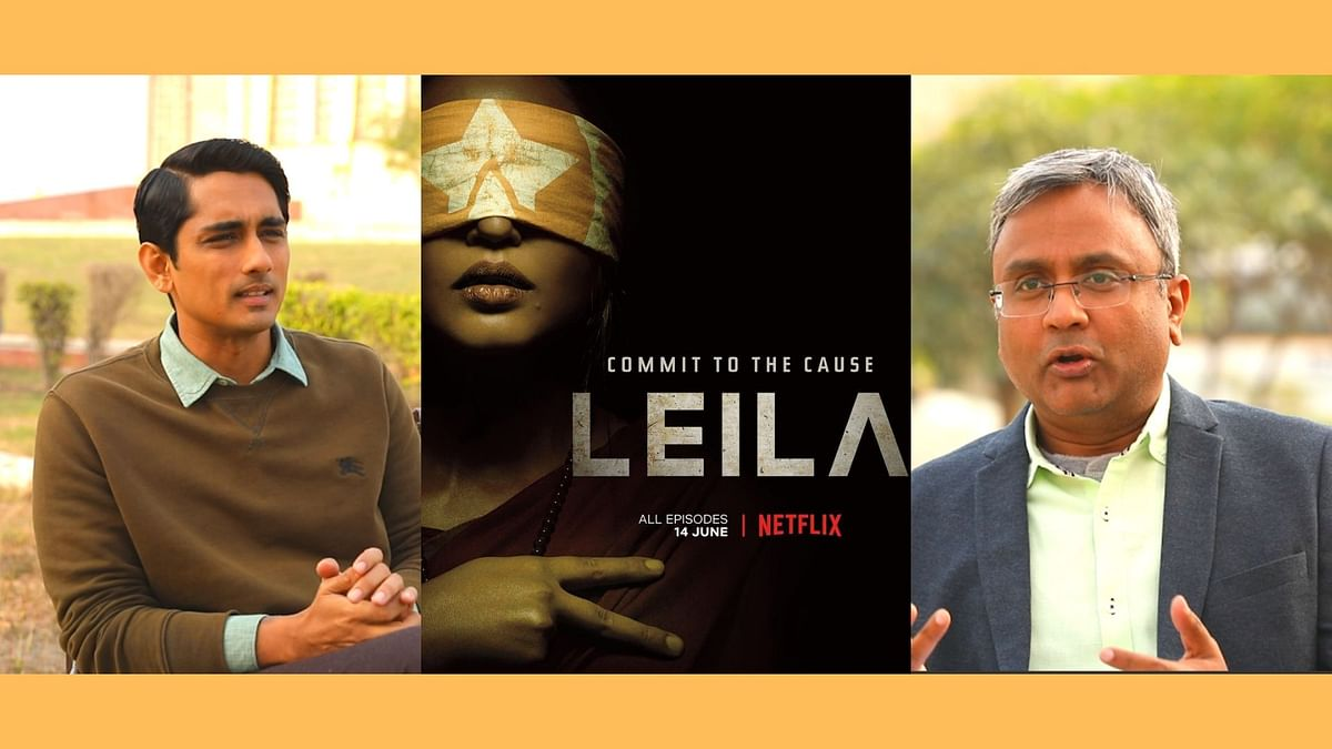 'Leila' Is an Exaggeration of Things that Exist Today: Siddharth