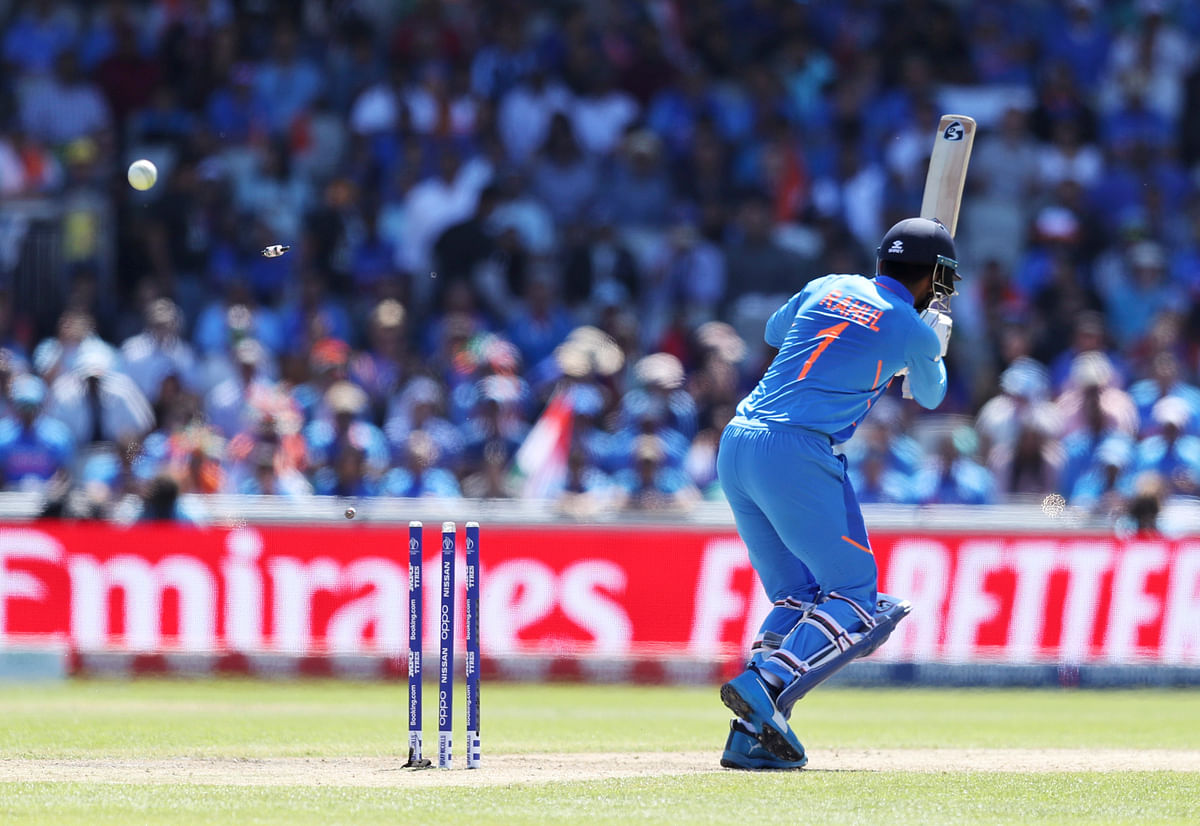 India v WI WC Live: Windies All Out for 143, India Win by 125 Runs