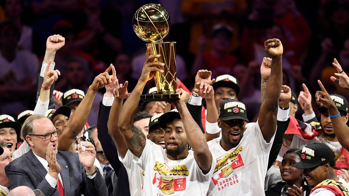Toronto Raptors Clinch First NBA Title, Beat Warriors in Game 6