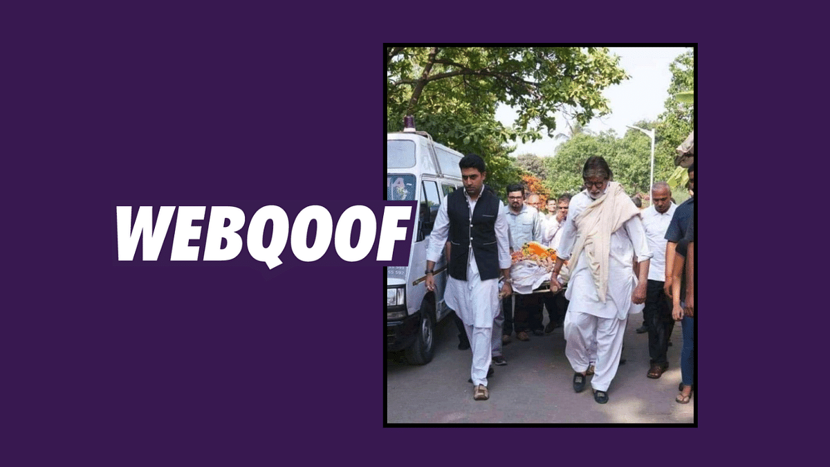 Did Amitabh Bachchan Lend a Hand to Carry His Help's Body?