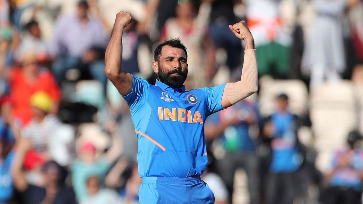 Shami became the second Indian bowler to pick up a hat-trick in World Cup.