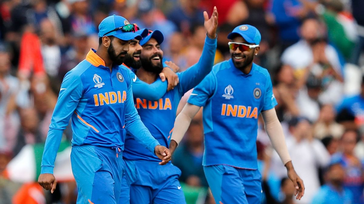 India dismissed Australiafor 316 on the last ball of the match.