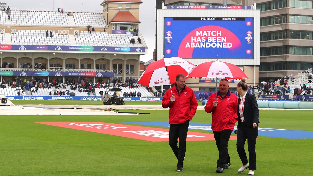 Another Wash-Out: India vs NZ Abandoned Without a Ball Bowled