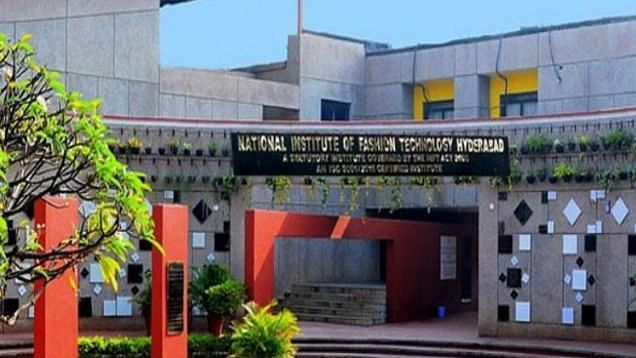 D Srinivas Reddy, a stenographer with the institution, was accused of sexually harassing the housekeeping employees.