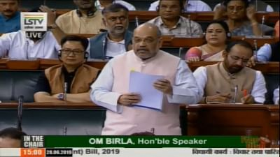 ALERT: NDRF saved around 1,00,000 lives this year: Shah