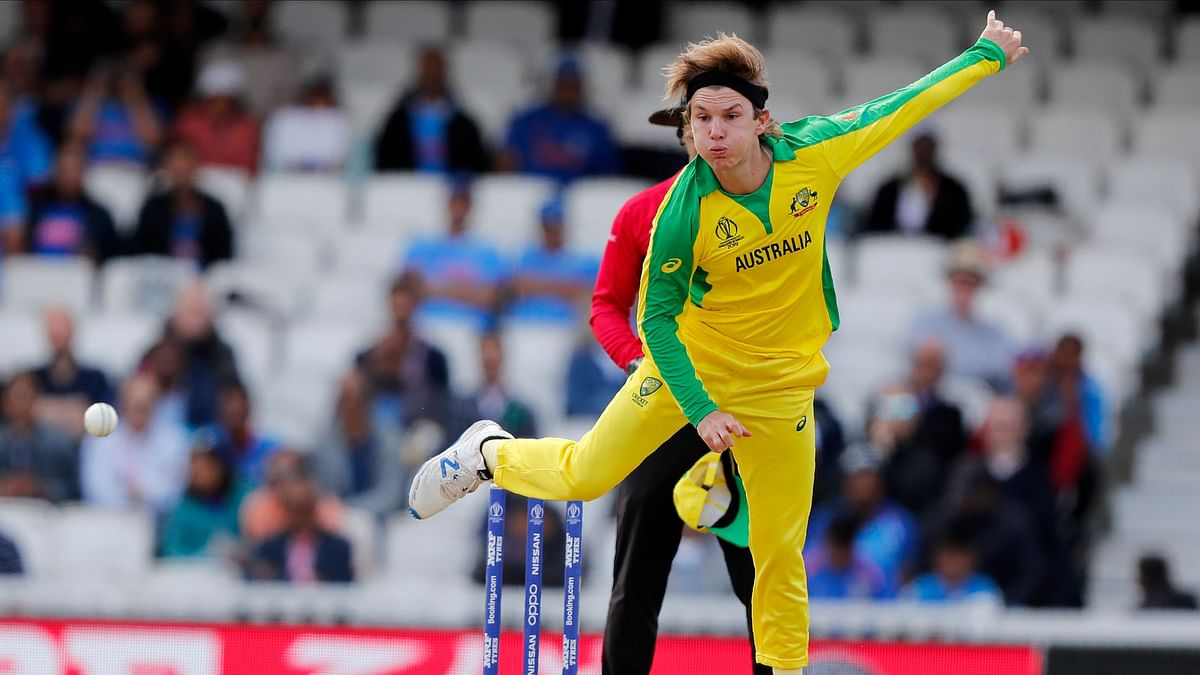 It's Not Only Adam Zampa, Even Indian Fielders Use Hand-Warmers