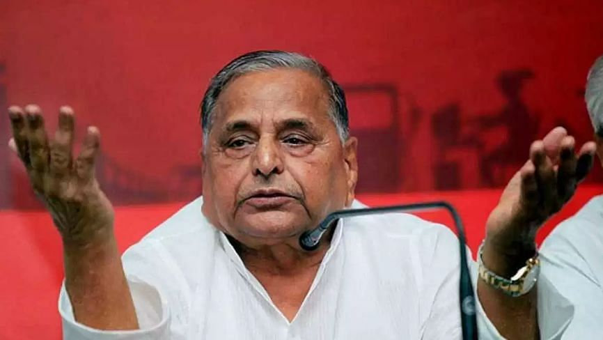 Samajwadi Party founder Mulayam Singh Yadav