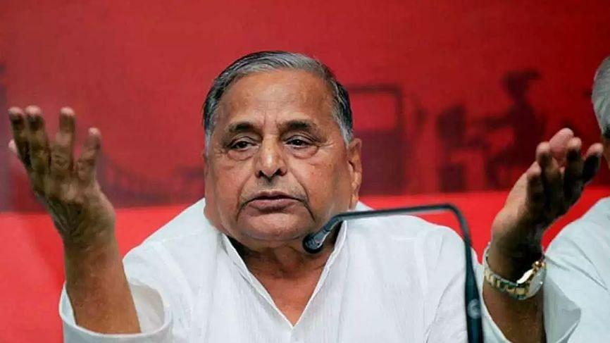Samajwadi Party founder Mulayam Singh Yadav.