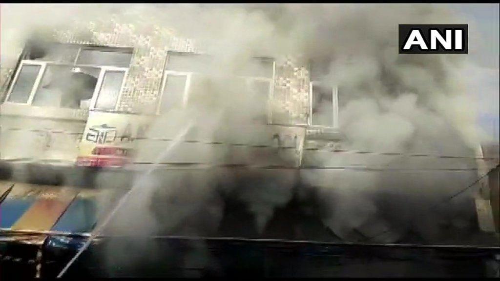 3 People, Including 2 Children, Dead in Faridabad School Fire