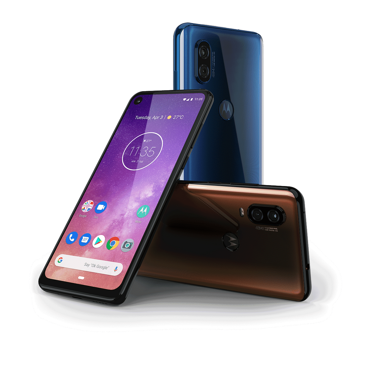 Motorola One Vision: High on Innovation and Value for Money